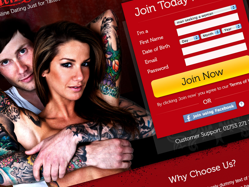 tattoo dating uk