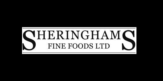 Sheringhams Logo